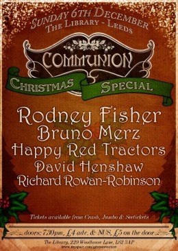 Communion Christmas – Leeds