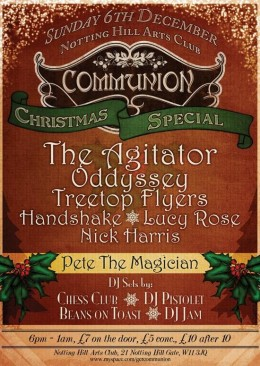 Communion Christmas Special!