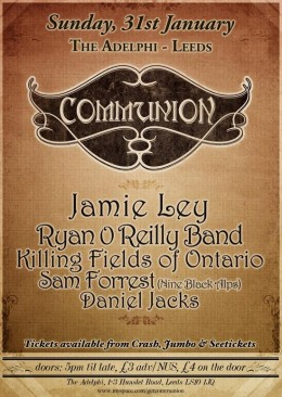 Communion Leeds – January 31st