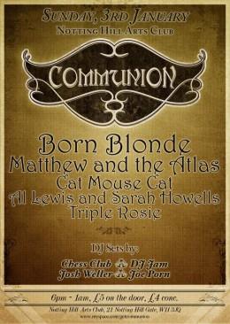 Communion reunion