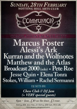 Communion Records Launch Party!