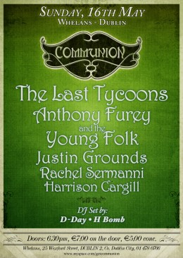 Comunion Dublin 16th May