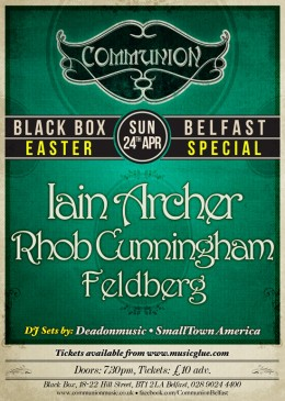 Communion Belfast presents Easter Special
