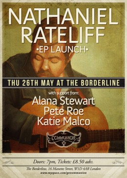 Nathaniel Rateliff Live EP launch