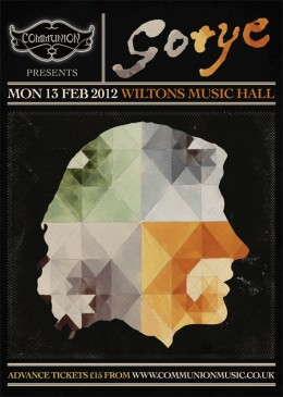 Gotye 'Making Mirrors' Album Release Show at Wiltons Music Hall