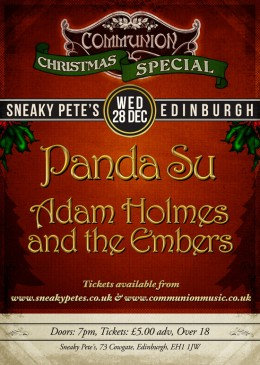 Edinburgh Communion Christmas Show 2011