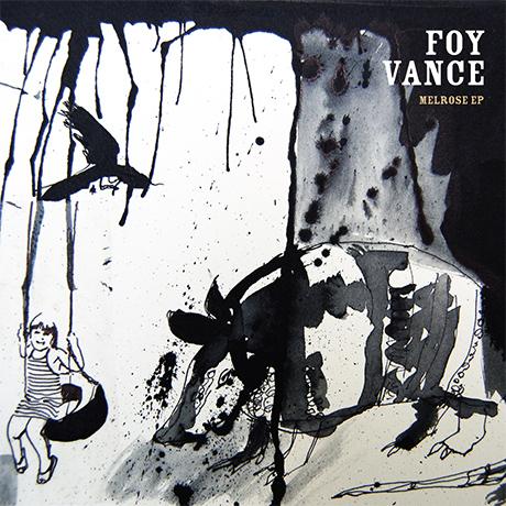 Foy Vance Melrose EP Packshot