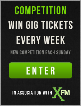 Communion XFM Competition Banner