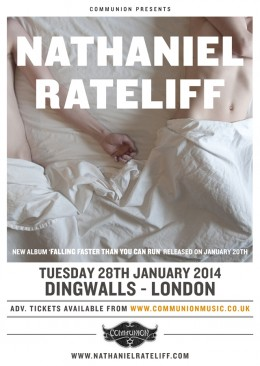 Nathaniel Rateliff announces UK Tour