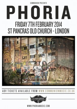Phoria announce headline London show