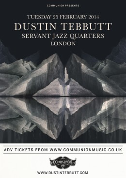 Dustin Tebbutt to headline Servant Jazz Quarters