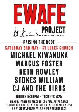 Ewafe Project May 2014