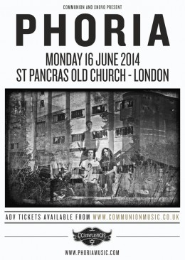 Phoria St Pancras Church June 2014