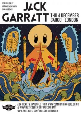 Jack Garratt Cargo December 2014