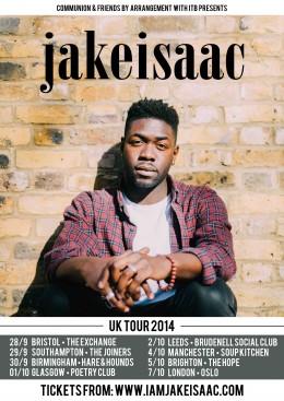 Jake Isaac TOUR 2014 A3.1