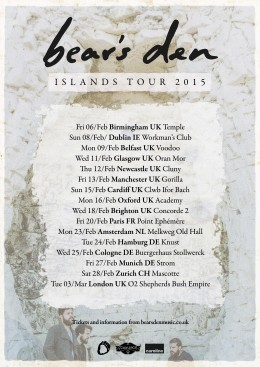 Bear's_Den_Islands_Tour_2015_ex_Belgium