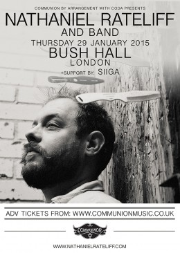 Nathaniel Rateliff Bush Hall January 2015 v2 Web