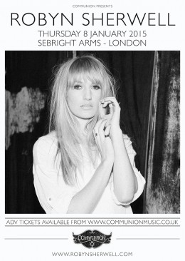 Robyn Sherwell Sebright Arms January 2015 v1 Web