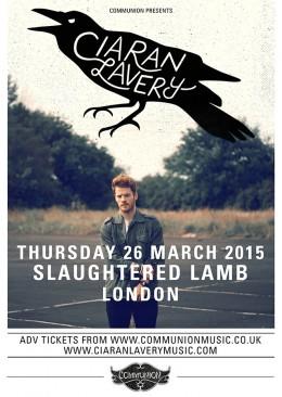 Ciaran Lavery Slaughtered Lamb March 2015 v1 Web