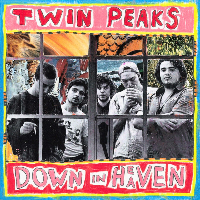 Twin Peaks Down in Heaven Packshot 1000px